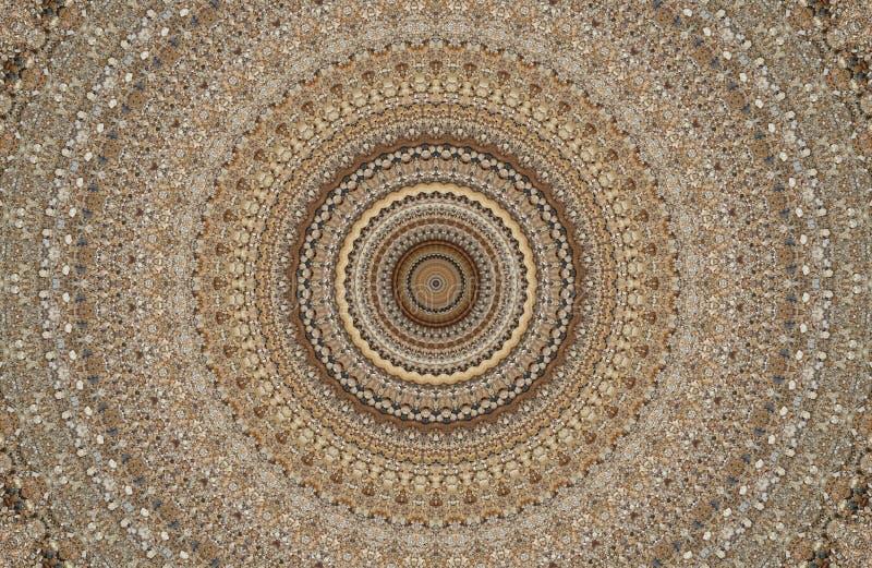 la textura abstracta de la arena modela el fondo foto de archivo
