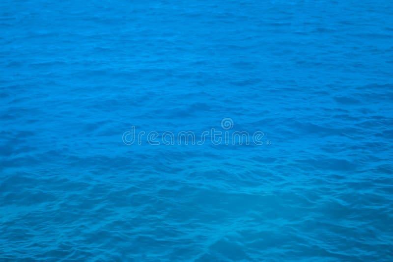 La textura azul hermosa de la agua de mar Wallpapers el fondo imagenes de archivo