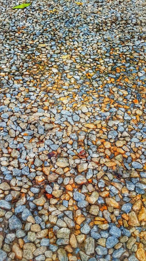 La textura de la roca fotografía de archivo libre de regalías