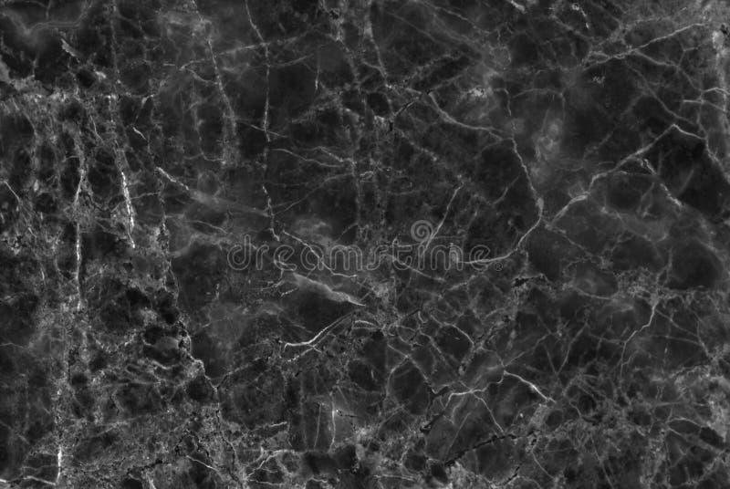 La Textura De Mármol Negra Y Oscura Tiró A Través Con Vetear Profundo Blanco Imagen De Archivo Imagen De Blanco Mármol 92988845