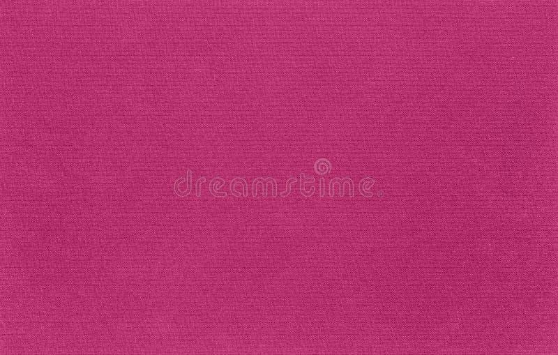 La textura de la tela de la lona es púrpura fotos de archivo libres de regalías