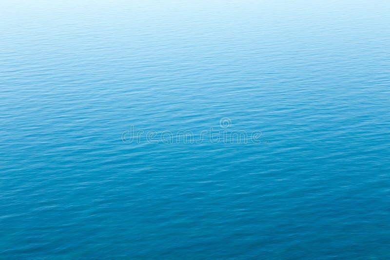 La textura del agua, Océano Atlántico fotos de archivo