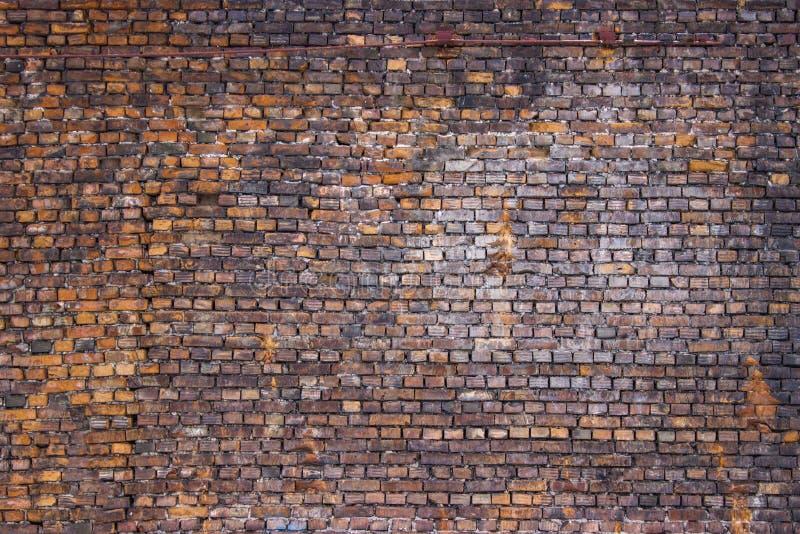 La textura del ladrillo, pared del grunge como fondo, resistió al surfac de piedra fotos de archivo