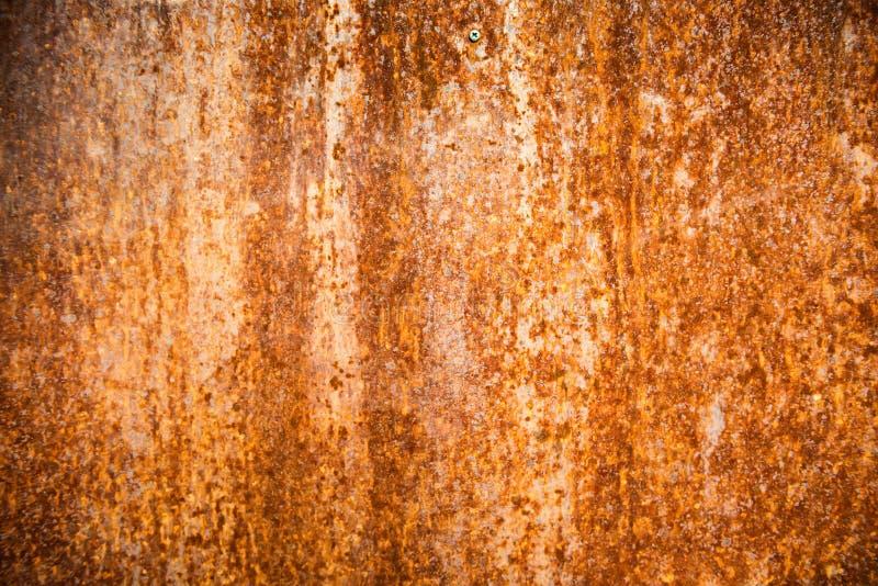 La textura del moho en el metal aherrumbró superficie imágenes de archivo libres de regalías