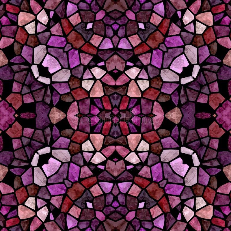 La textura multicolora hermosa del modelo del caleidoscopio, modelo inconsútil con muchos colorea fotografía de archivo libre de regalías