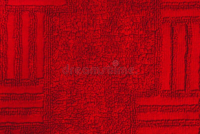 La texture de brut tricotent le tissu illustration de vecteur