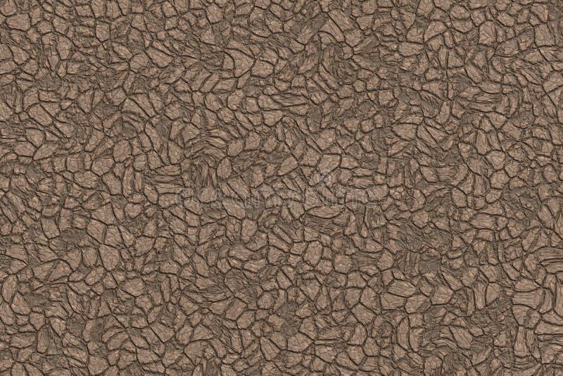 La texture de l'écorce d'arbre illustration libre de droits
