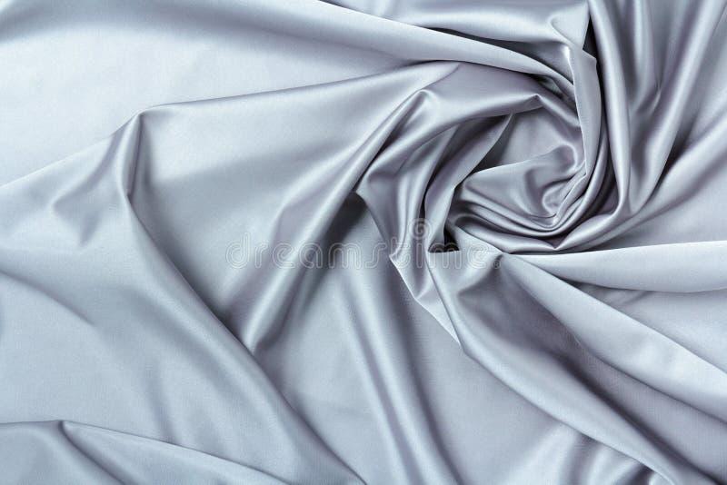La texture de luxe élégante douce de tissu de soie ou de satin peut employer en tant que fond abstrait photos stock