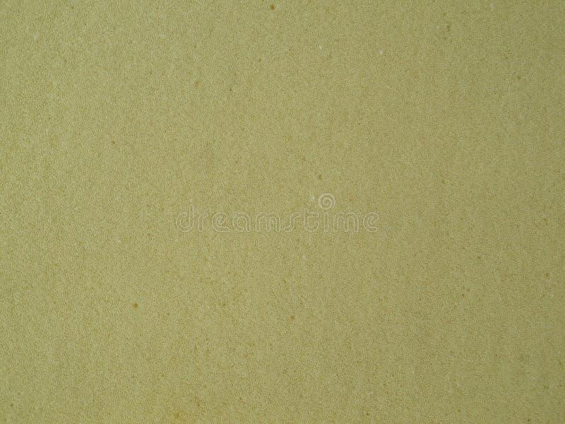 La texture de la surface poreuse de la mousse photo libre de droits