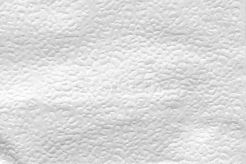 la texture de la surface de soulagement de la serviette de papier, se ferment vers le haut du fond abstrait photos stock
