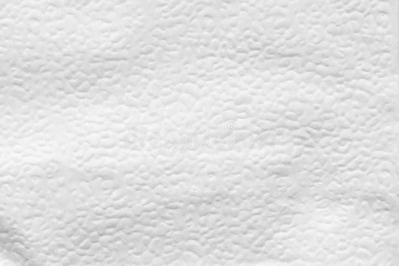 la texture de la surface de soulagement de la serviette de papier, se ferment vers le haut du fond abstrait images libres de droits