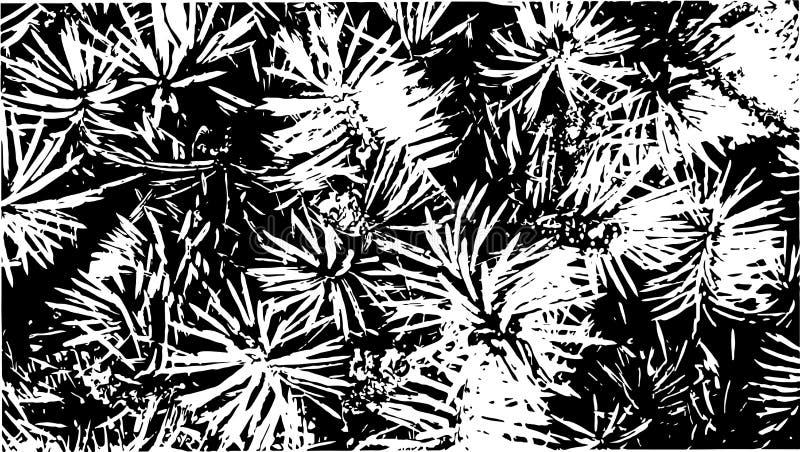 La texture de la végétation Fond grunge de ville Fond grunge abstrait avec la rétro texture Pour l'affiche, bannière, ville illustration libre de droits