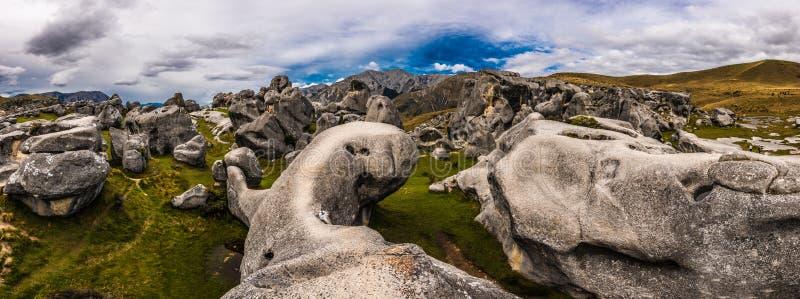 La texture des roches de caste image libre de droits