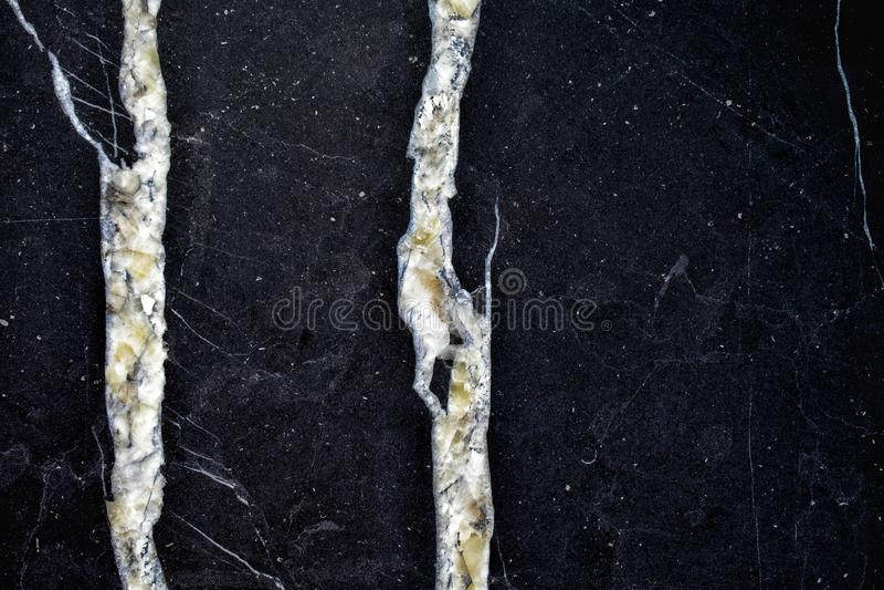 La texture du marbre noir a des hautes résolutions pour le fond photographie stock