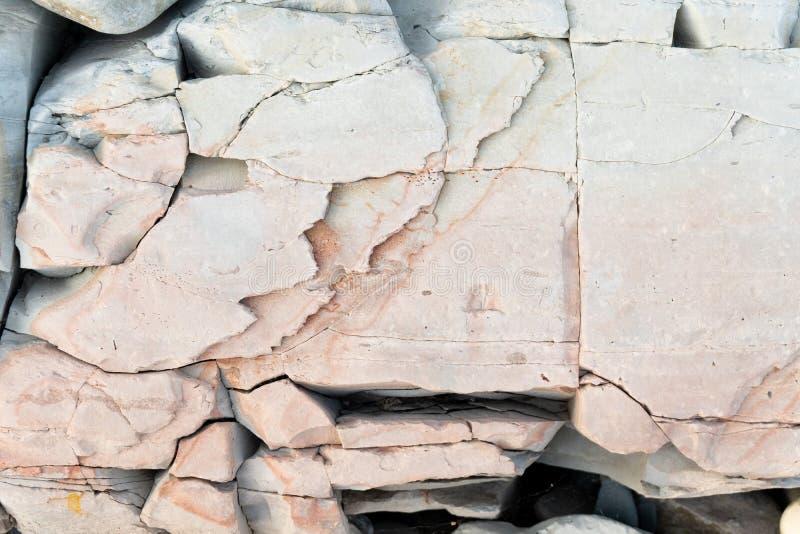 La texture du modèle de roche de fond images stock
