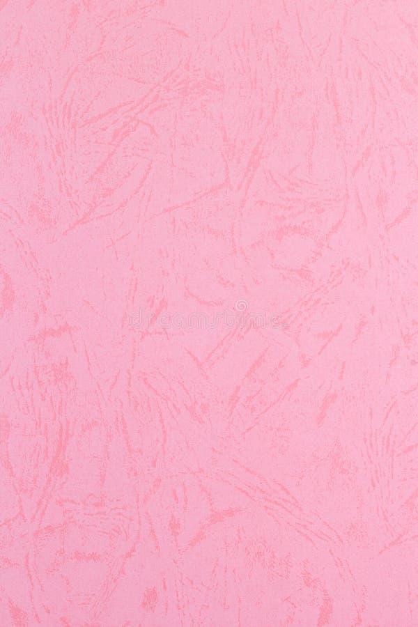La texture, fond de papier de couleur rouge est page vide photos stock