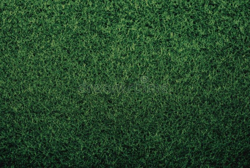La texture verte d'herbe de fond a senti des papiers peints de nouvelle année image libre de droits