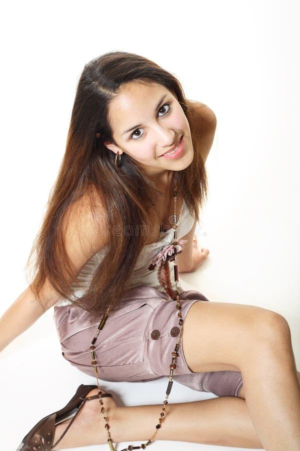 La Thaïlande de l'adolescence photo stock