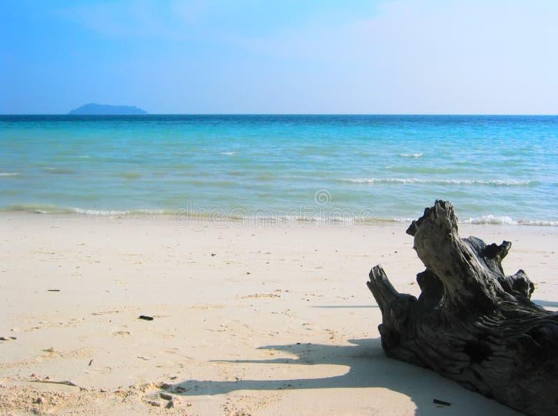 La Thaïlande - plage IX de paradis photo stock