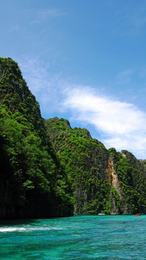 La Thaïlande tropicale photo libre de droits
