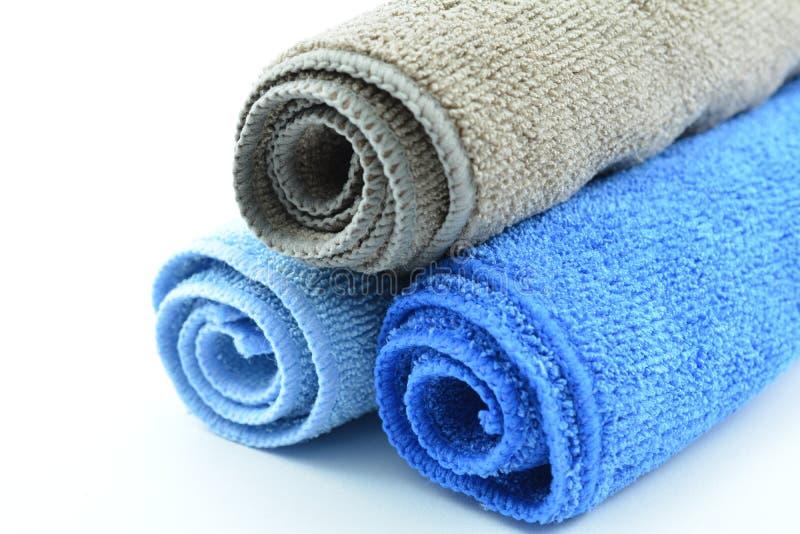 La toalla imagen de archivo