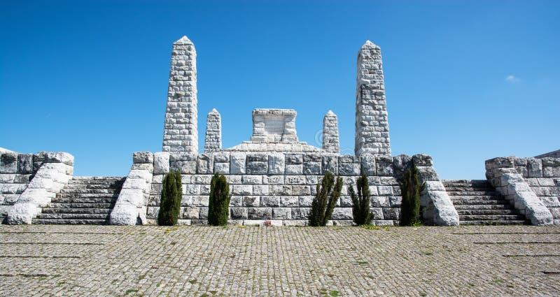 La tombe de Stefanik, Slovaquie photo stock