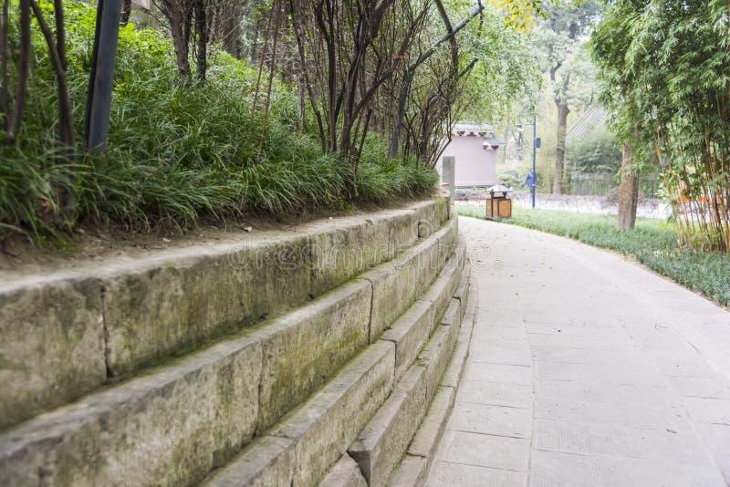 La tombe royale de Wang Jian images stock