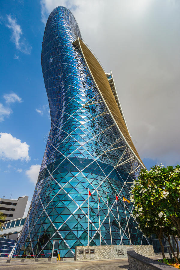 La torre capitale del portone immagine stock