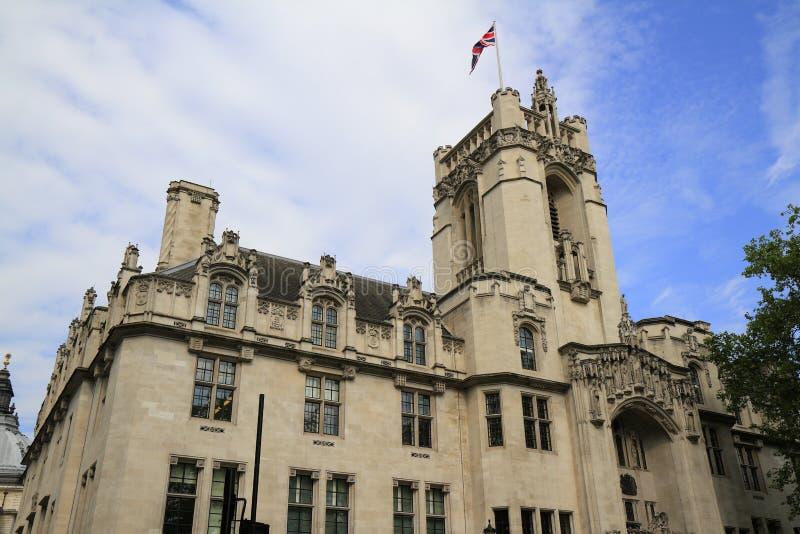 La torre del consistorio de Middlesex fotos de archivo libres de regalías