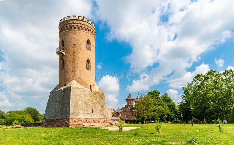 La torre di Chindia fotografia stock libera da diritti