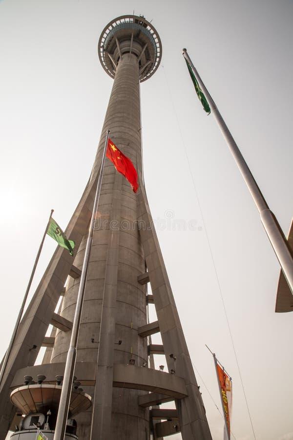 La torre di Macao immagini stock libere da diritti
