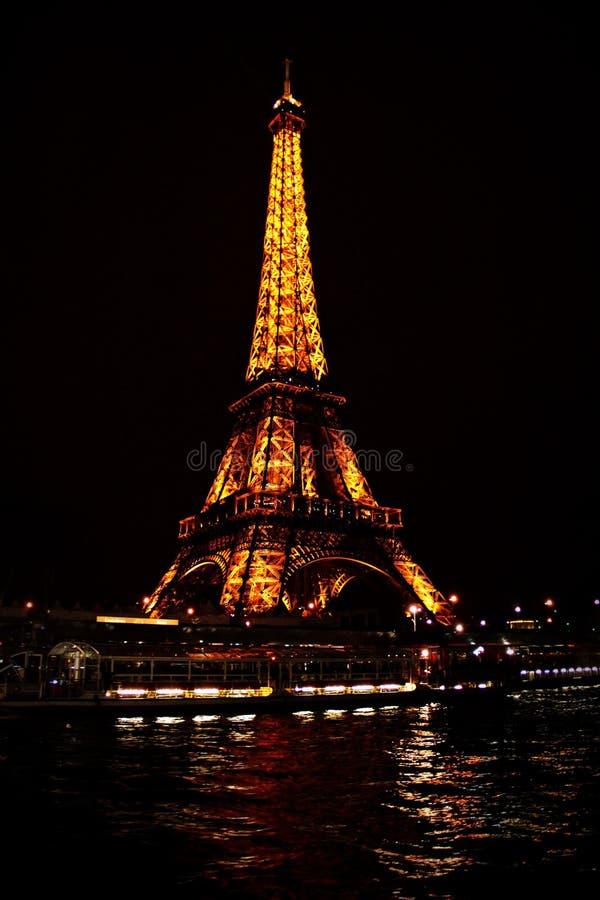 La torre Eiffel 1 fotos de archivo libres de regalías