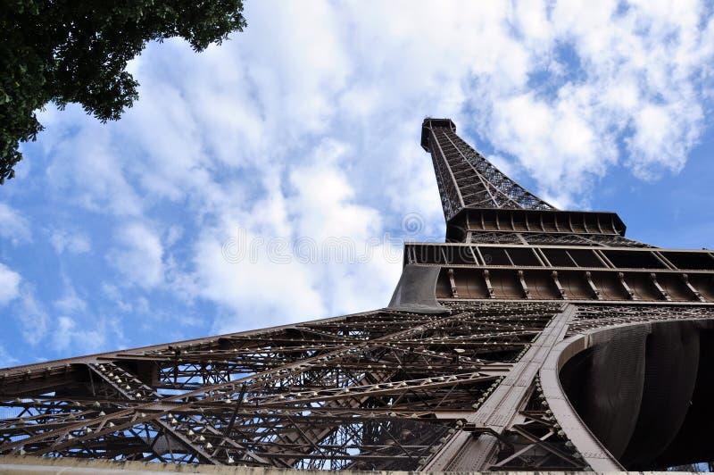 La torre Eiffel, París imágenes de archivo libres de regalías