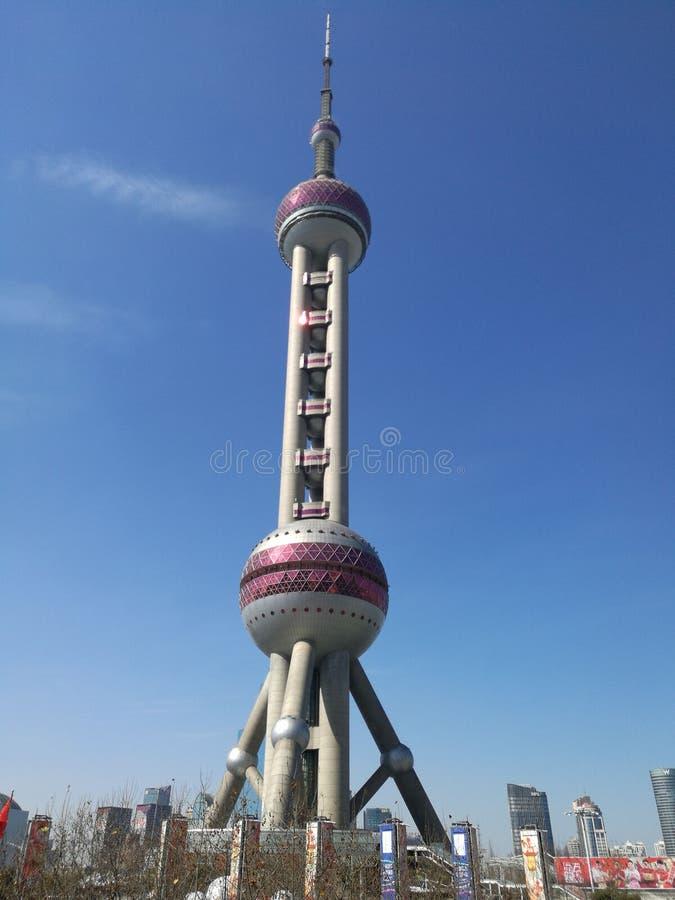 La torre oriental de la perla fotografía de archivo libre de regalías