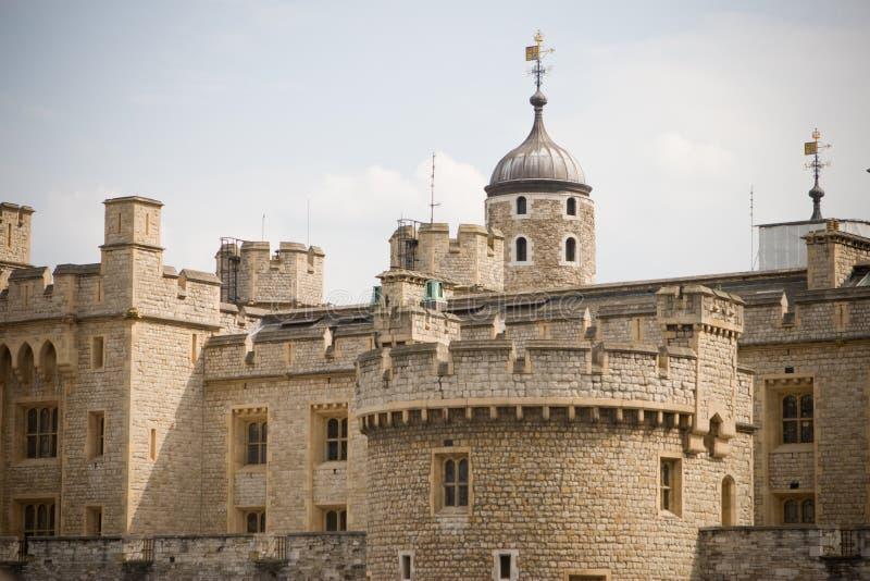 La torretta di Londra immagini stock