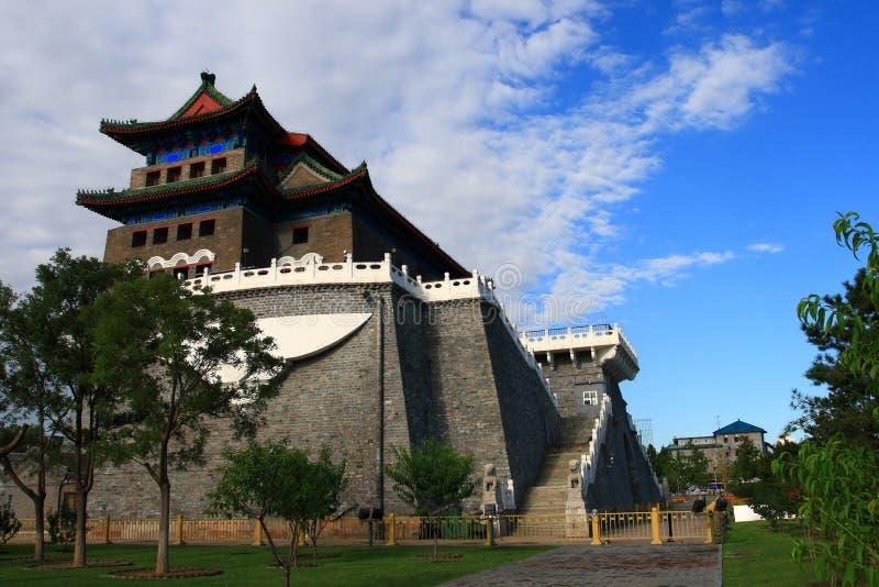 La torretta di qianmen immagine stock libera da diritti