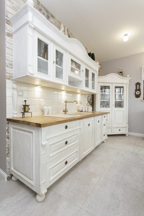 La toscane meubles de cuisine photo stock image du for Meuble zeus