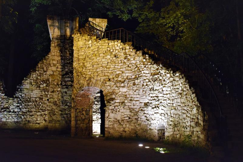 La tour antique image libre de droits