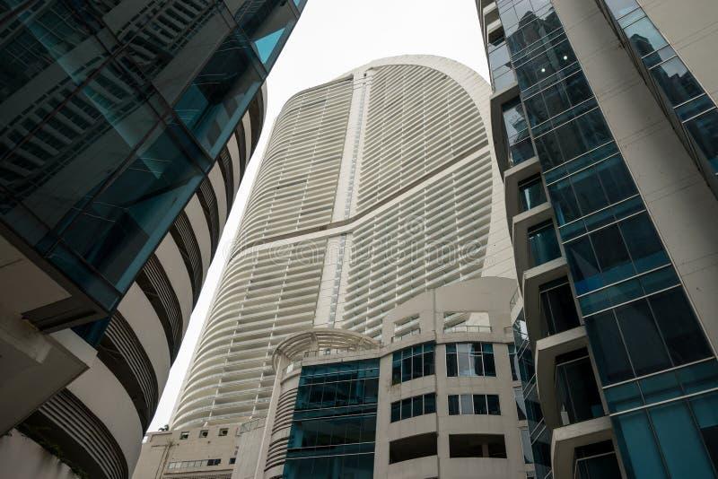 La tour d'atout à Panamá City images stock
