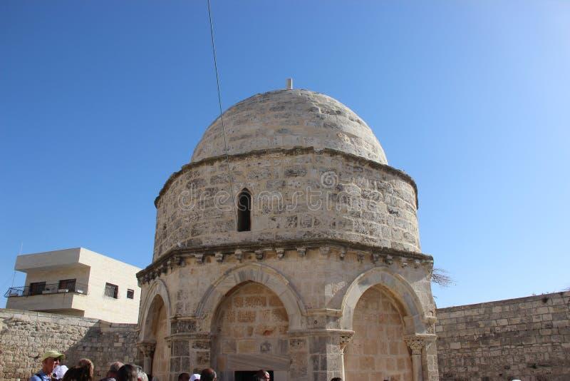 La tour dans le Jerusalém photos stock