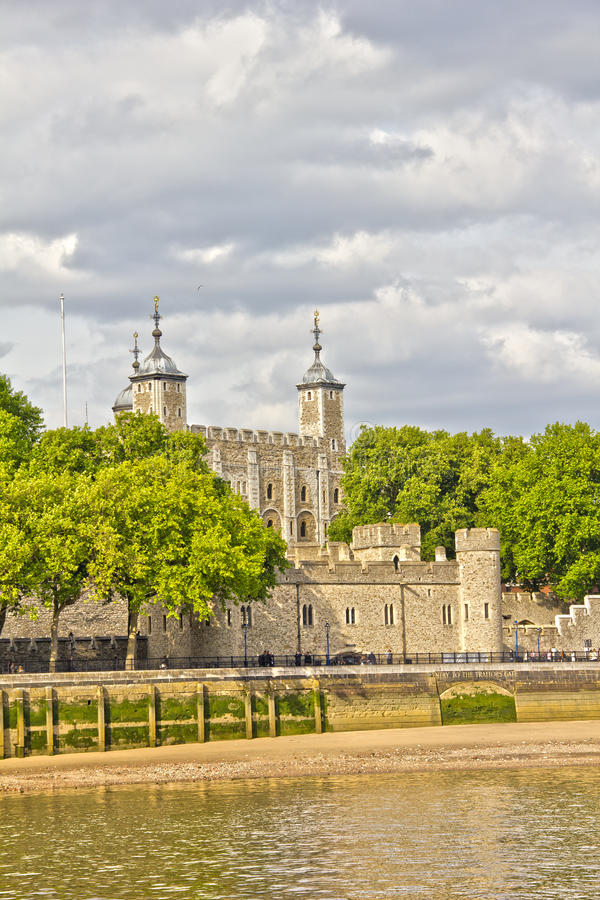 La tour de Londres photographie stock libre de droits