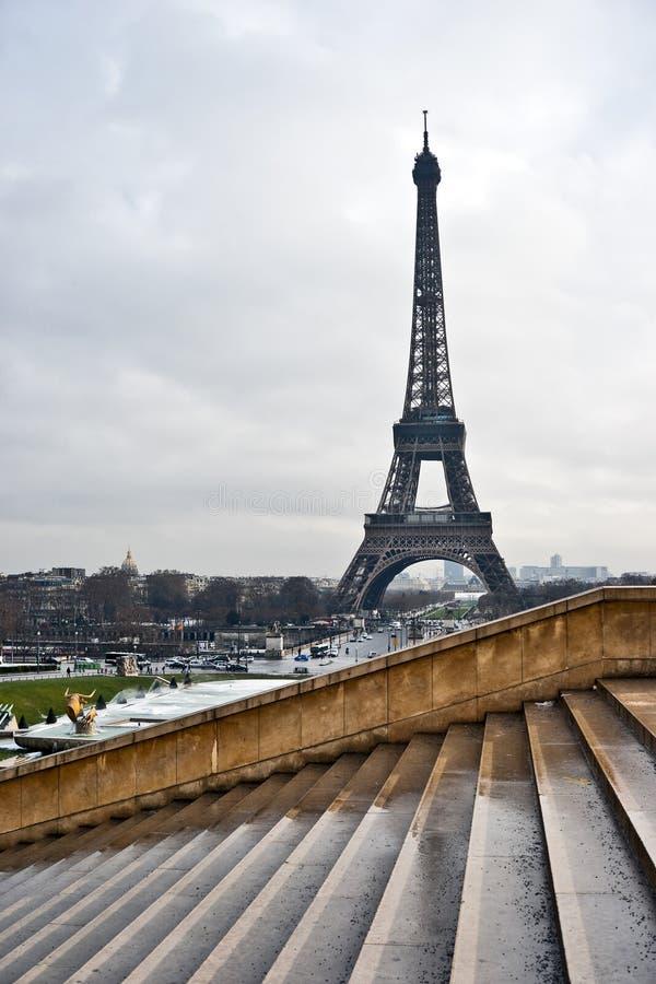 Download La Tour Eiffel view stock photo. Image of palace, france - 13437014