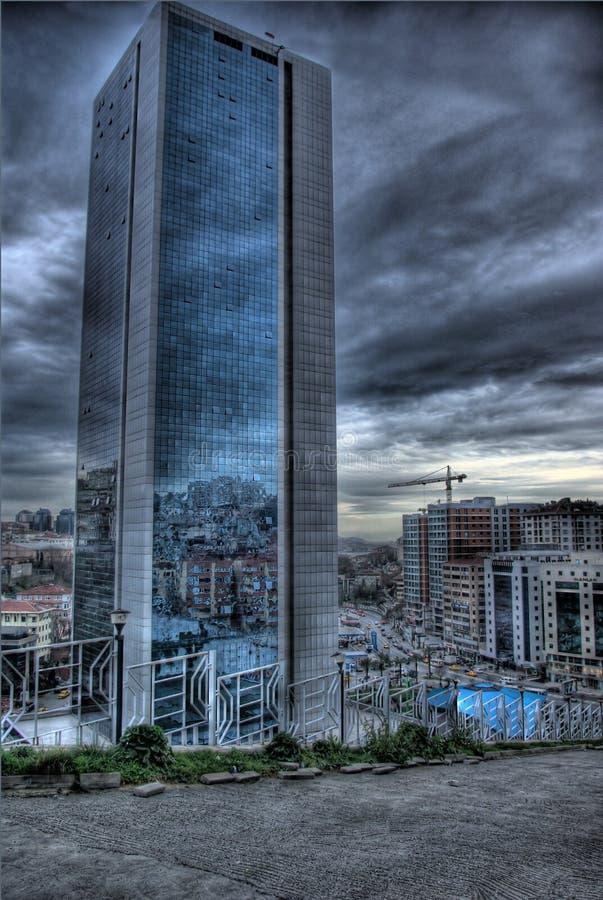 La tour II image libre de droits