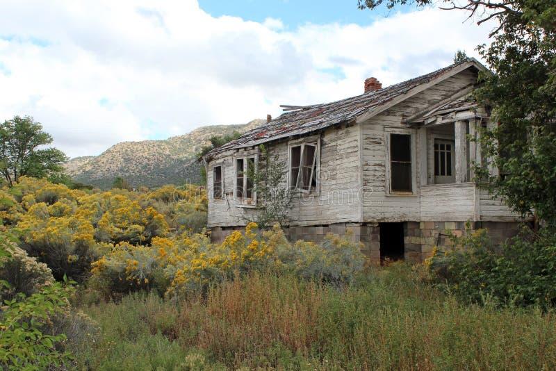 La traînée de turquoise, Nouveau Mexique photographie stock libre de droits
