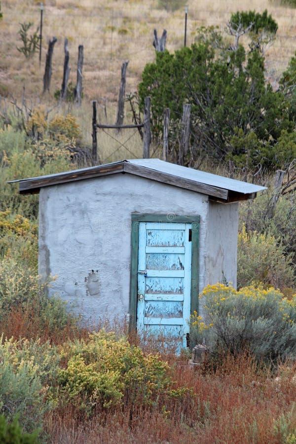 La traînée de turquoise, Nouveau Mexique image libre de droits