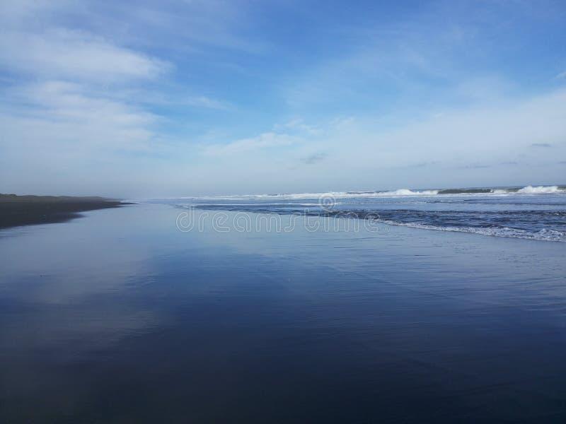 La tranquilidad del mar stock images