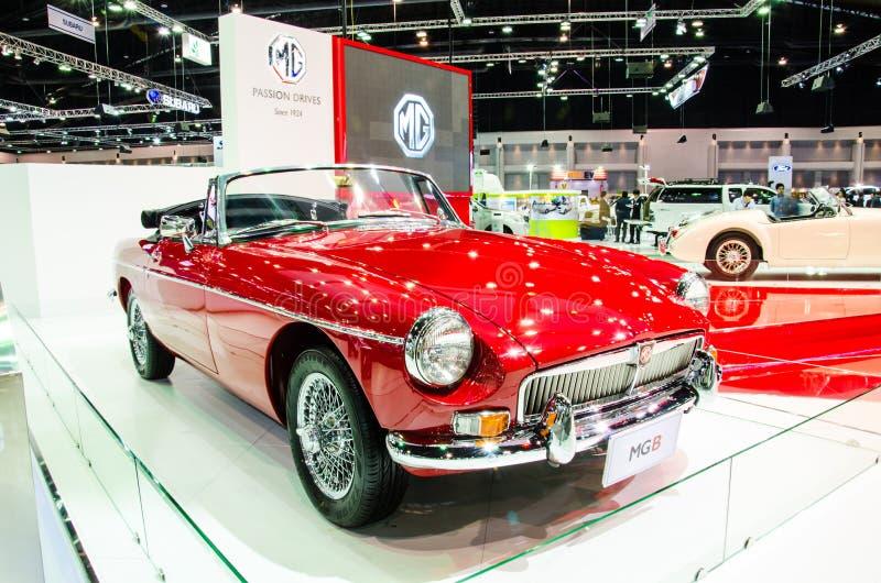 La trigésima expo internacional del motor de Tailandia imagen de archivo