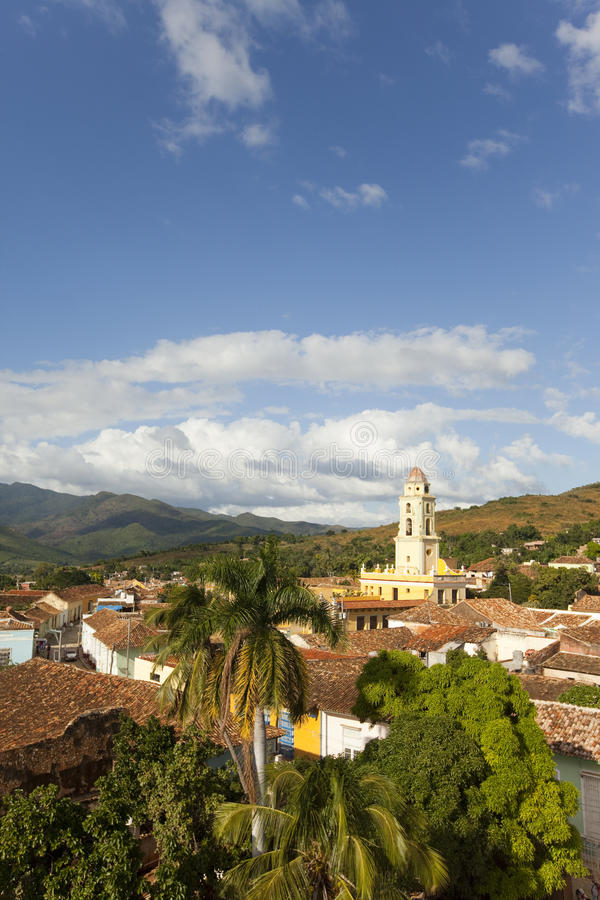 La Trinidad, Cuba immagini stock