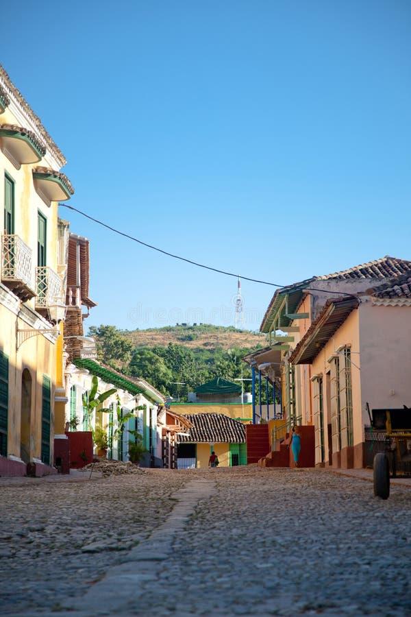 La Trinidad, Cuba immagine stock