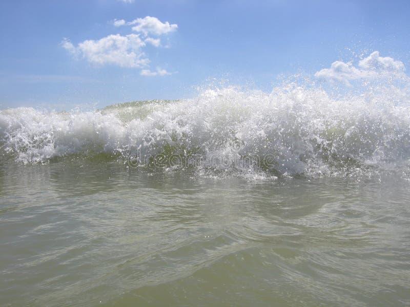 La Tunisie - la mer Méditerranée photo libre de droits